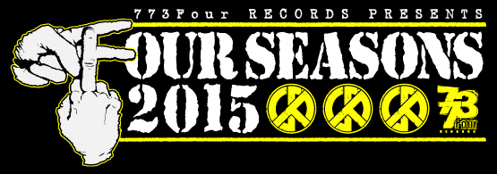 773Four RECORDS presents FOUR SEASONS FESTIVAL 14